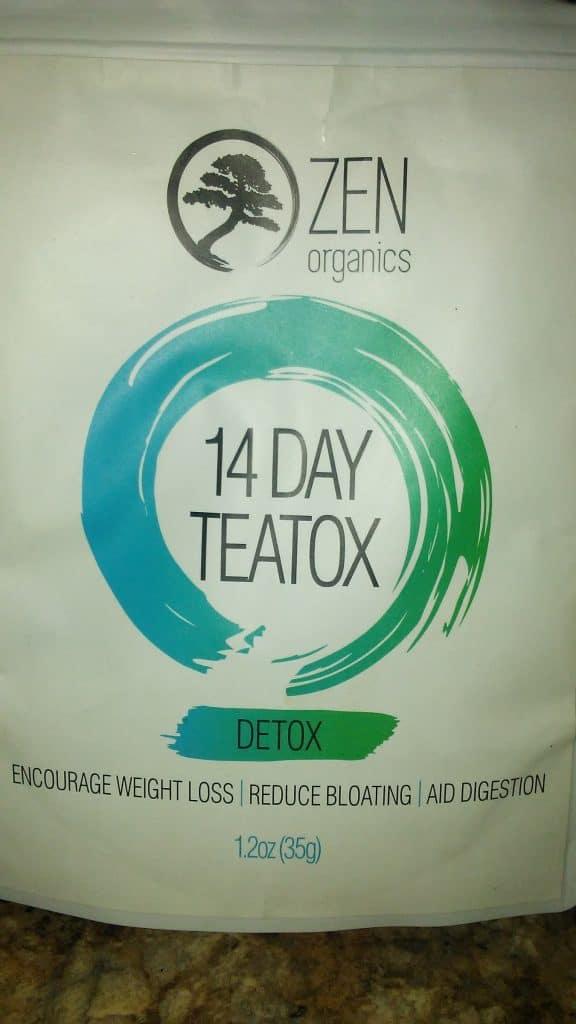 Zen Organics 14-Day Teatox
