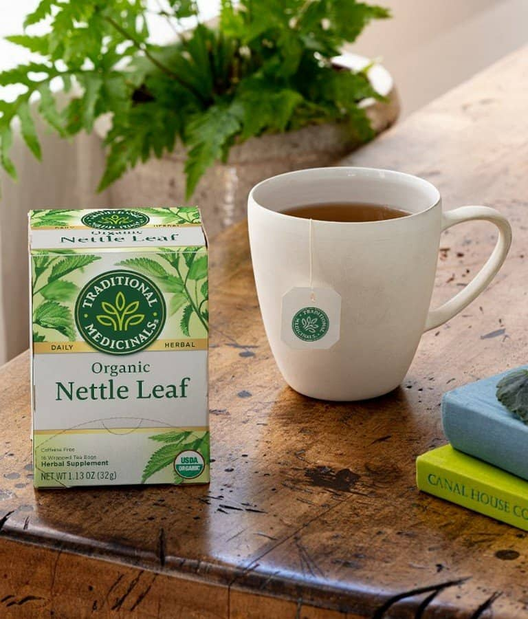 Recommended Nettle Tea Brands