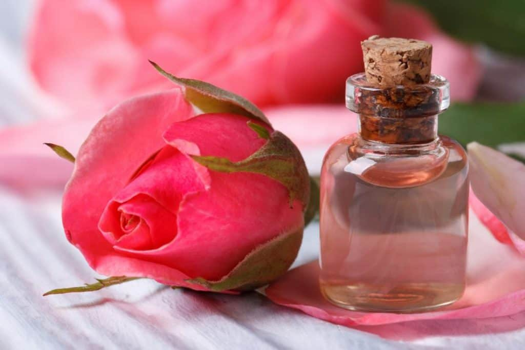 Cleansing Gel Recipe with Rose Water