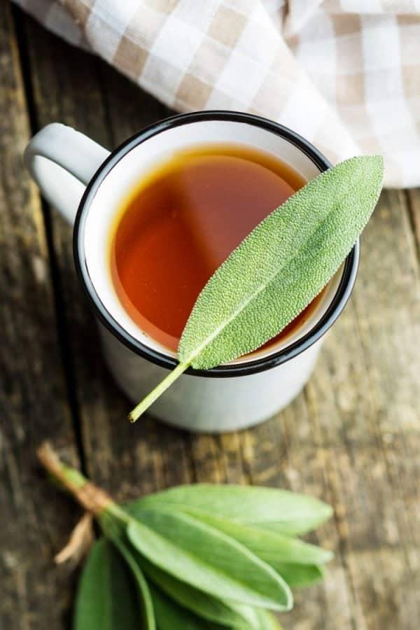 Benefits of Sage Tea