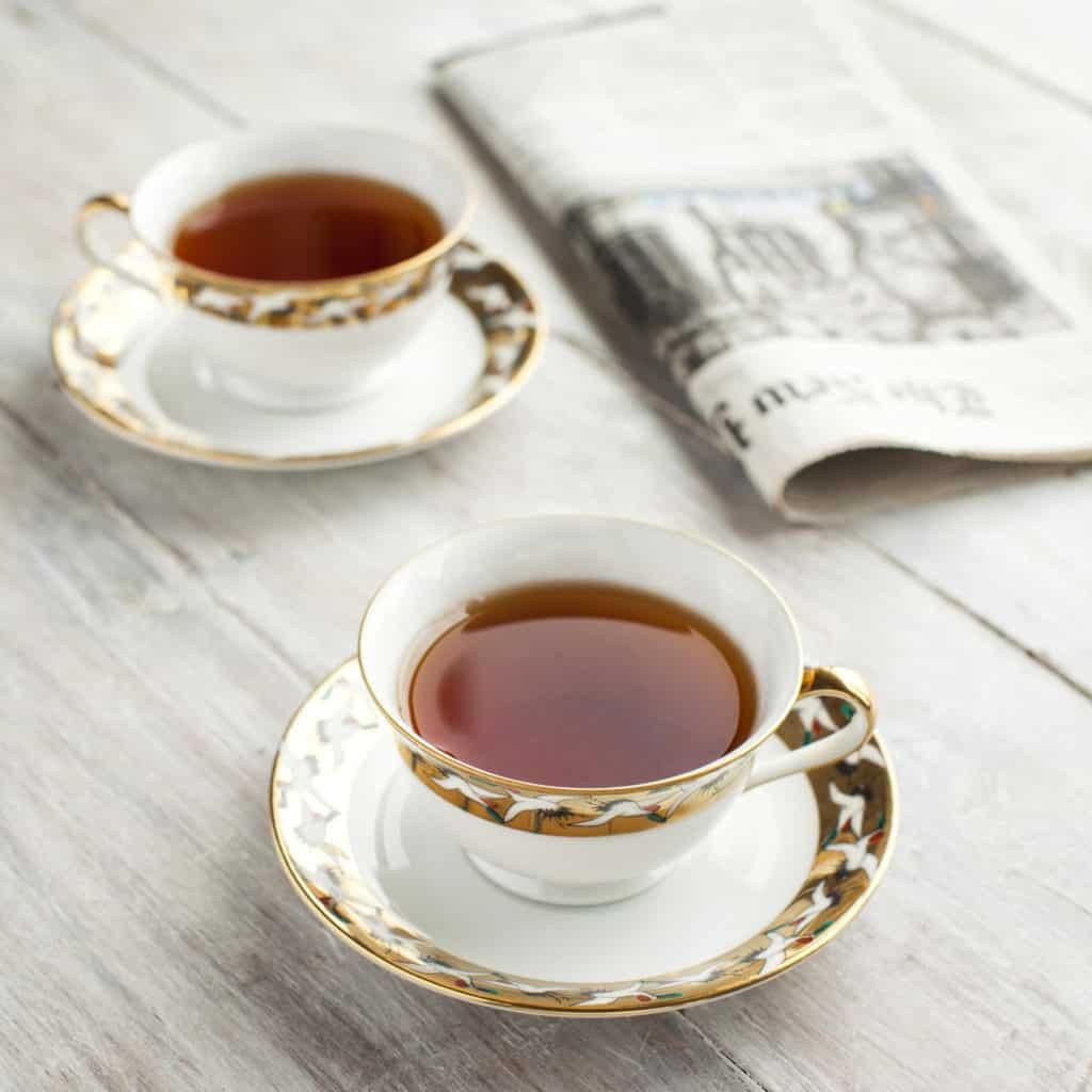 Assam Black Tea History