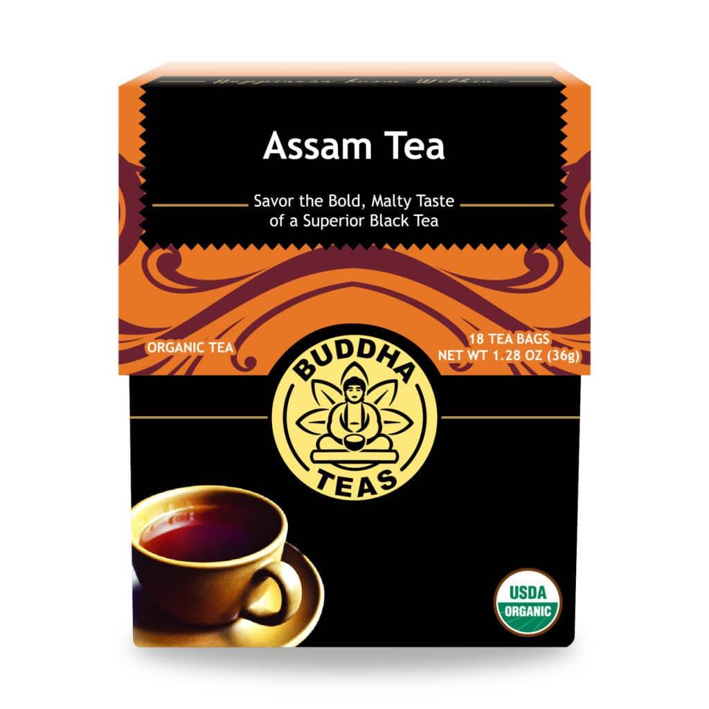 Buddha Teas Organic Assam Tea