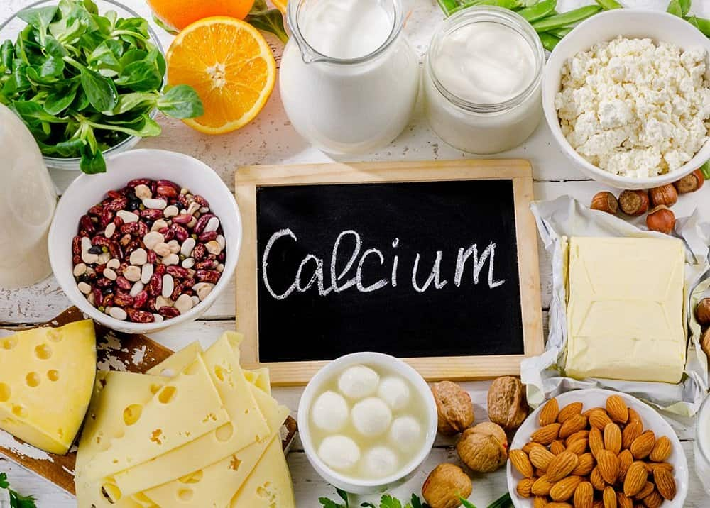 Calcium-rich Products