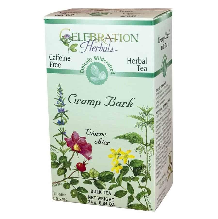 Celebration Herbals Cramp Bark