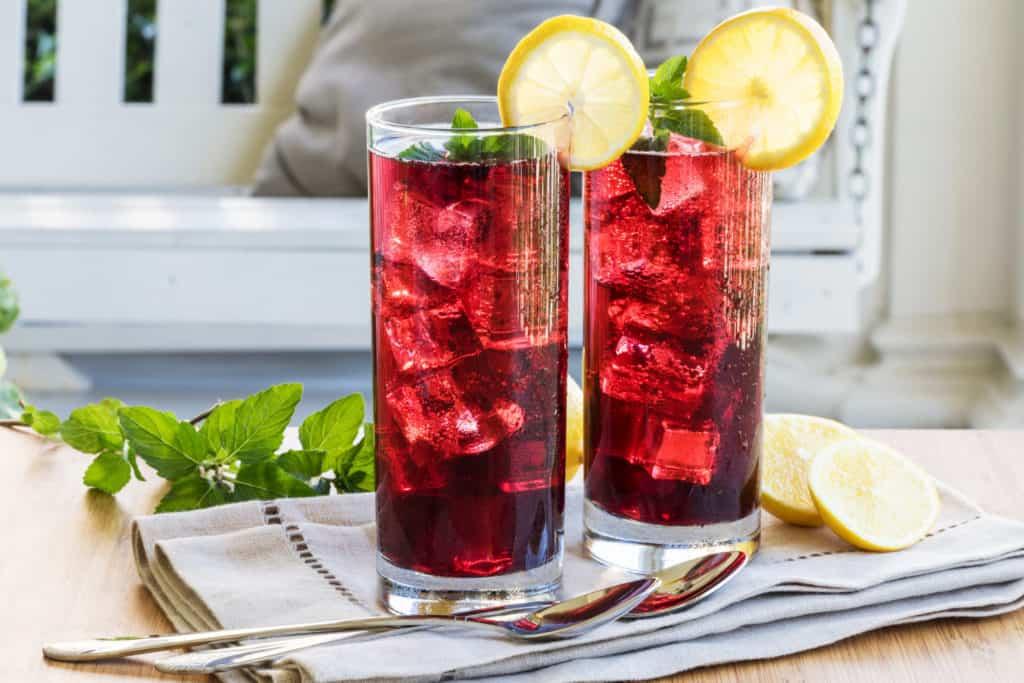 Citrus Hibiscus Tea