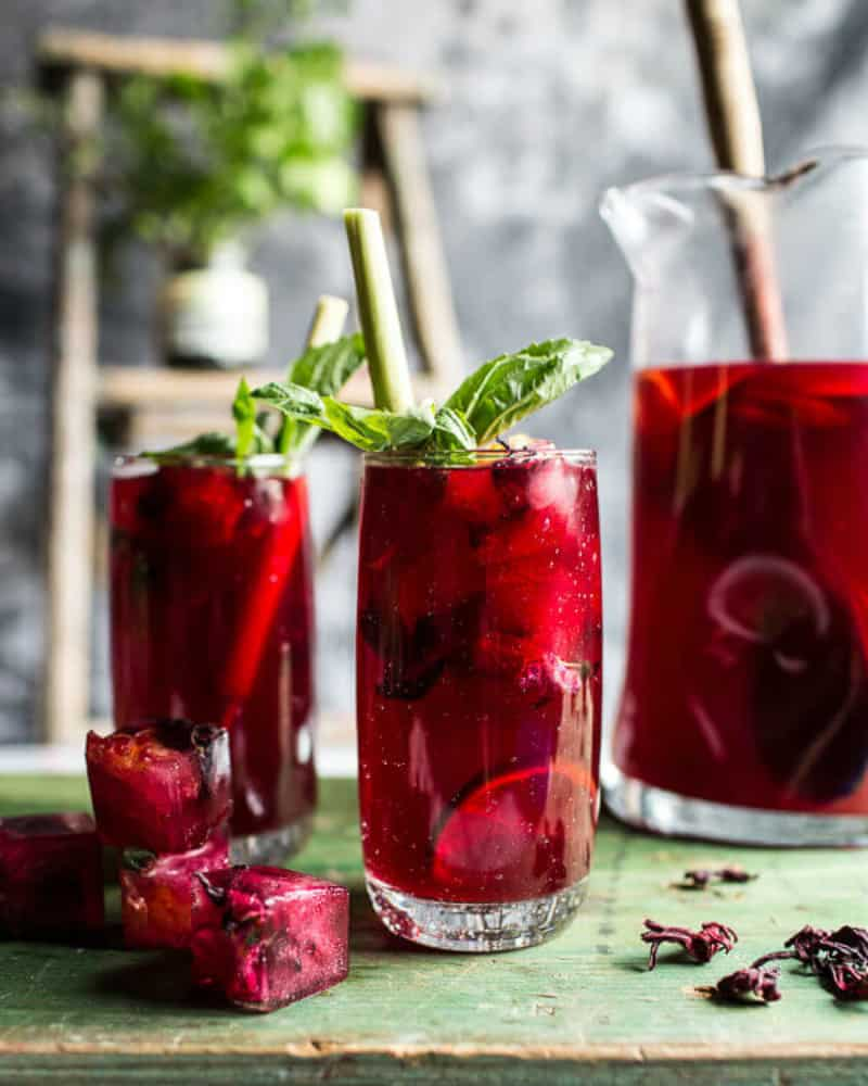 Herbal Hibiscus Tea