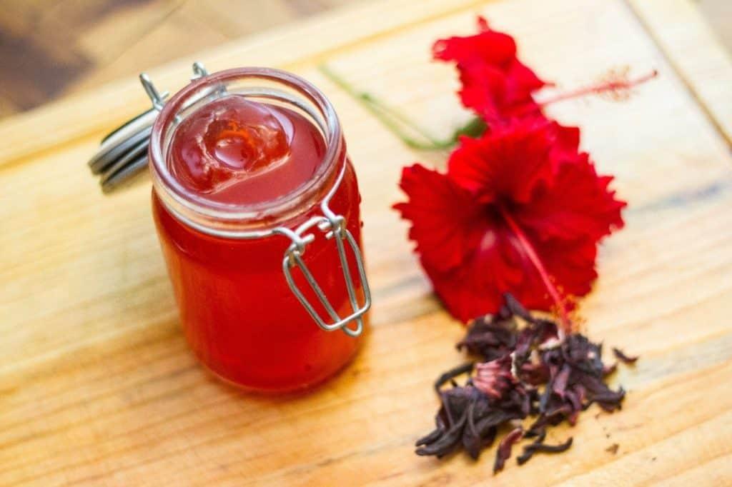 Basic Hibiscus Tea