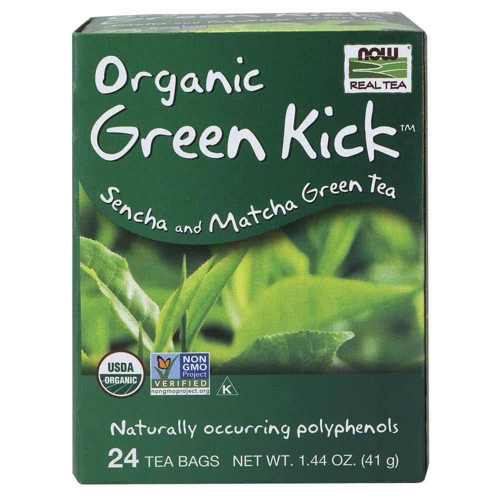 NOW Foods Organic Green Kick