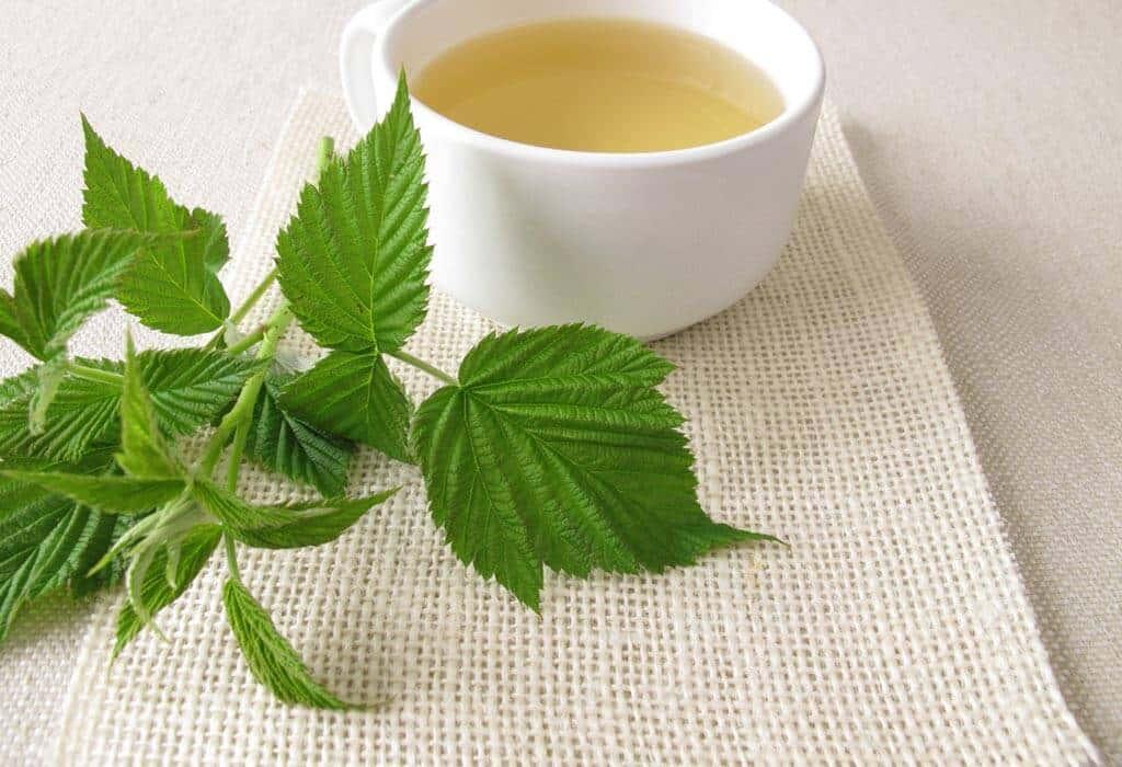 Astringent Herbs Tea