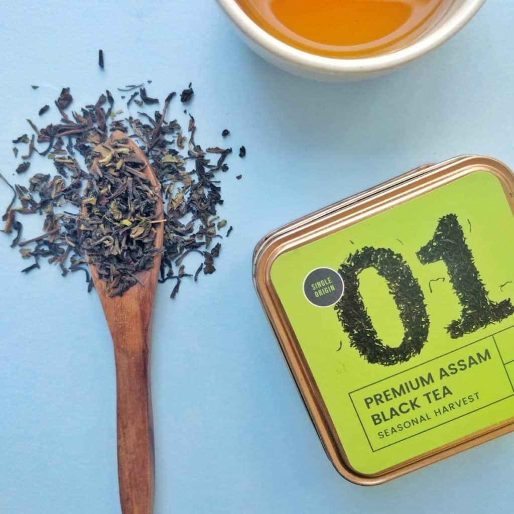 Recommended Brands of Assam Black Tea