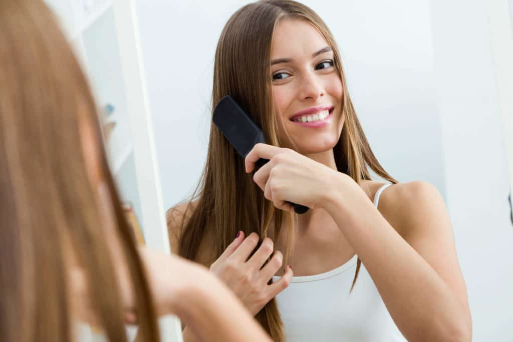 Softening and Cleansing Hair