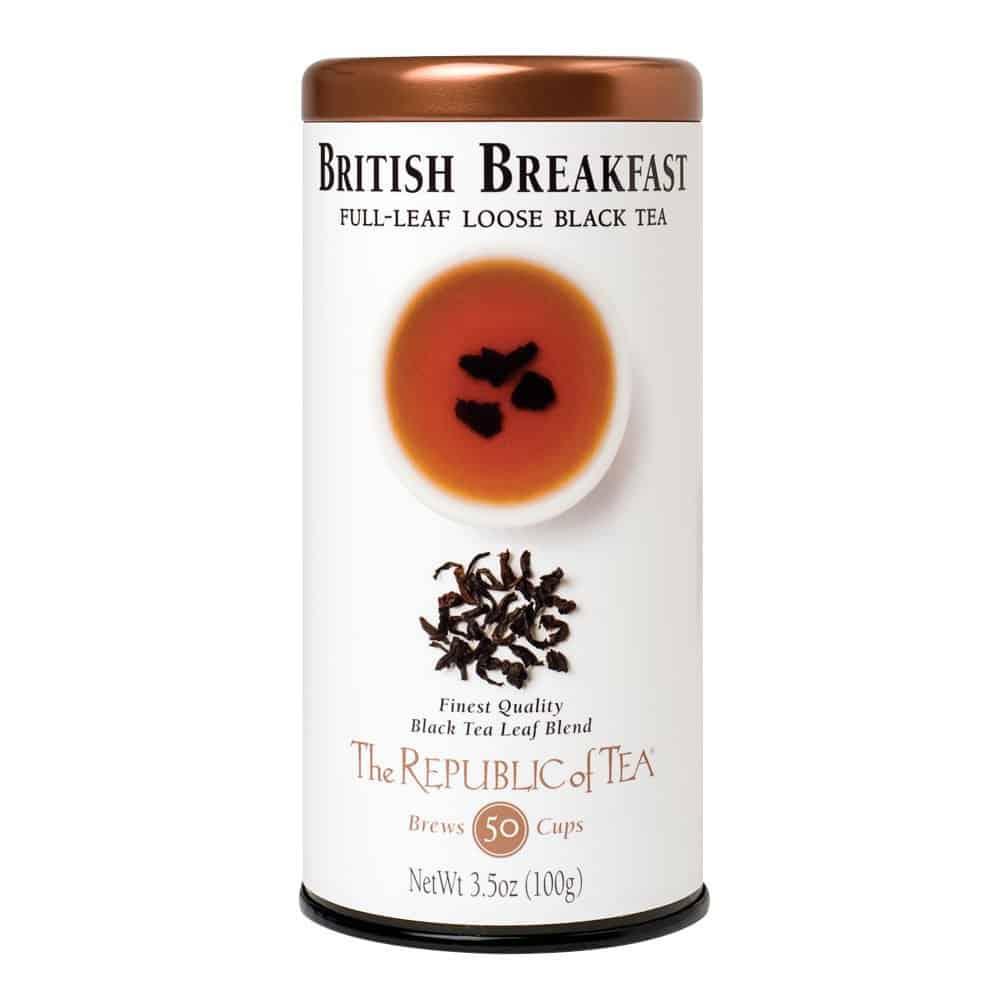 The Republic of Tea Organic Assam Breakfast Tea