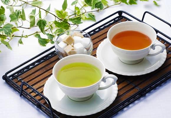 green tea penghambat bakteri bau badan